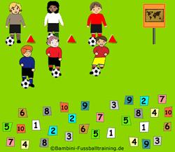 Bambini Fussballtraining Trainingsubungen Fur Bambini